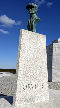 Wright Brothers National Memorial: 20170315_102625_large.jpg