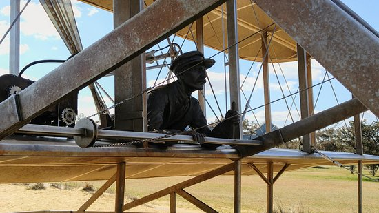 Wright Brothers National Memorial: 20170315_103907_large.jpg