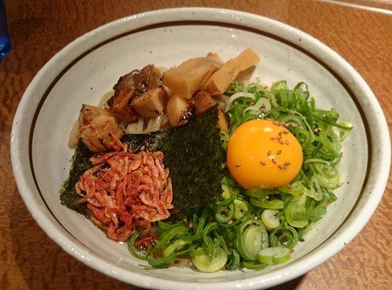 Yokkaichi, Japan: 塩まぜそば(えび)