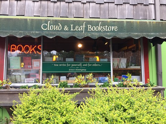 ‪Cloud and Leaf Bookstore‬