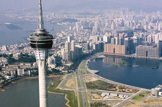 3-Nächte Hong Kong und Macau Tour