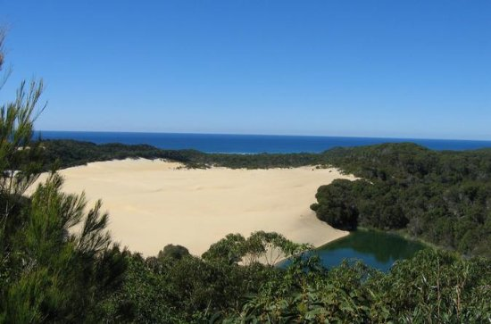 3-Day Fraser Island Hiking and 4WD...