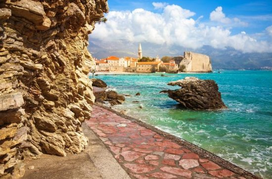 Montenegro: Budva and Kotor Day Trip...