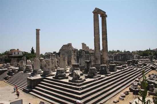 Private Tour: Priene Miletus and...