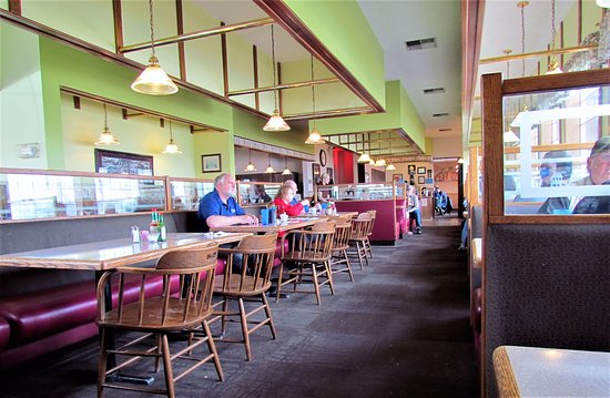 Bob's Cafe at the Inn, Moses Lake, WA