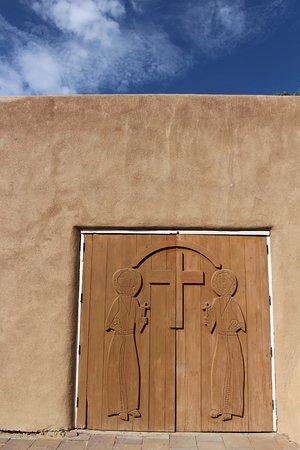 Ranchos De Taos, NM: San Francisco de Assisi Mission Church