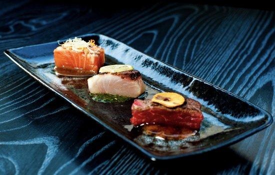 O Sushi : Tasty morsels