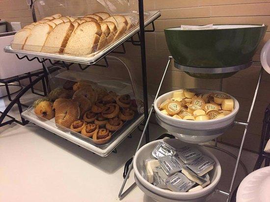 Fort Saskatchewan, Canadá: Breakfast