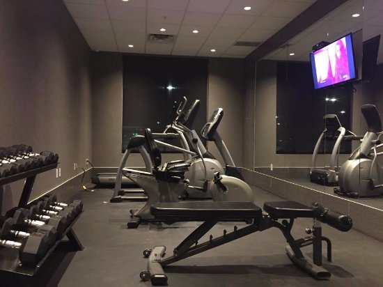 Fort Saskatchewan, Canada: Fitness Room