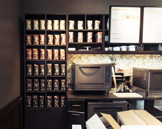 Slice Of Starbucks Kitchen