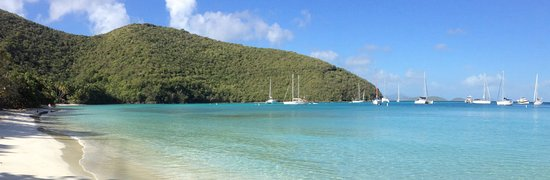Maho Bay: Morning at Maho