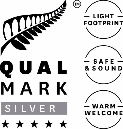 The Marlborough Lodge: We have just received a Five Star Silver Qualmark rating - after just over four months since ope