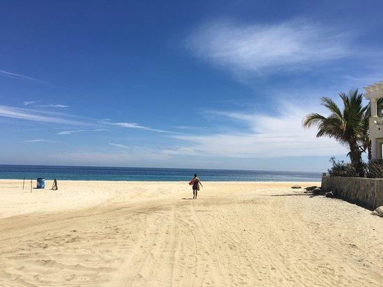 Hotel Los Pescadores: beach nearby
