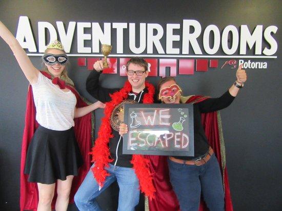 Adventure Rooms