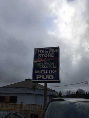 Courtenay, Canadá: Whistle Stop Neighbourhood Pub