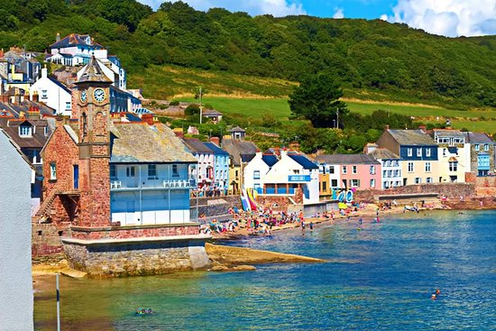 Cawsand and Kingsand Beaches