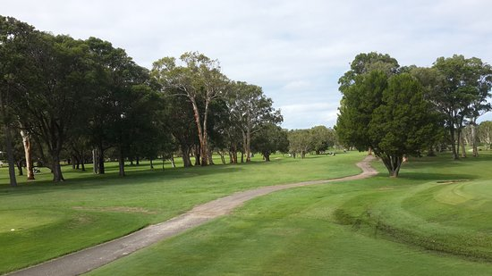 Mount Coolum Golf Club: Tee Off