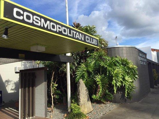 Whanganui, Nuova Zelanda: Welcome