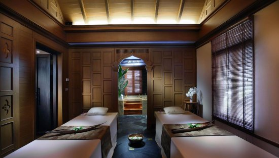 Treatment Room. Breeze Spa at Amari Vogue Krabi