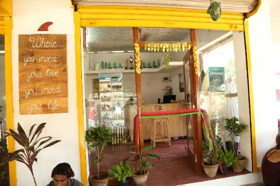 Covelong, India: Opening in new place