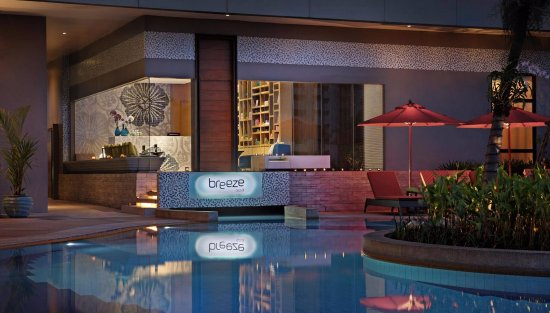 Breeze Spa and Fit Centre at Amari Watergate Bangkok