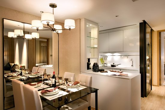 The HarbourView Place : Two-bedroom suite