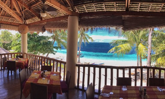 Ocean Vida: Restaurant view