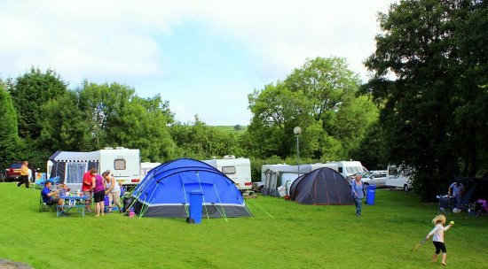 Glan Ceirw Caravan Park