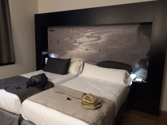 Catalonia Catedral: Double room