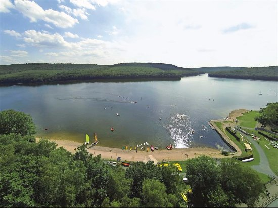 Camping le lac des vieilles forges les mazures france for Les chambres du lac forges les eaux