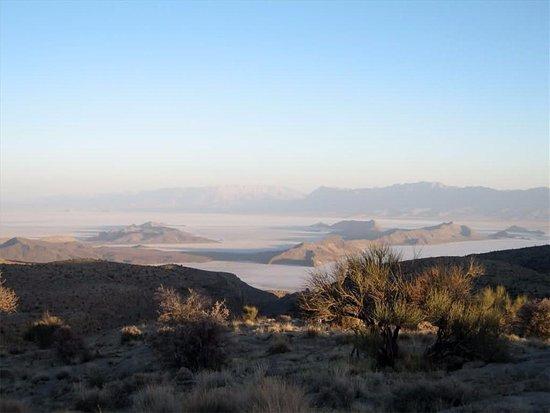 Neyriz, Irã: Bakhtegan National Park
