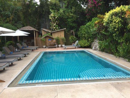 My Dream Boutique Resort: Pool area