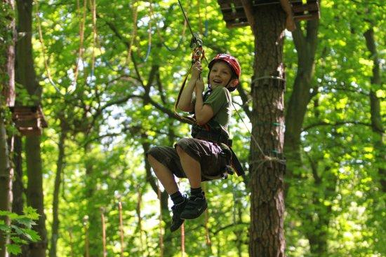 Rope Park BLUSZCZ Swinoujscie