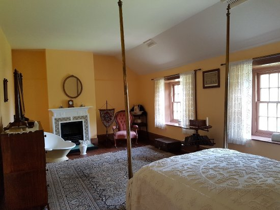 Albany, أستراليا: Old farm, Strawberry Hill, Albany, Great Southern - interior upstairs
