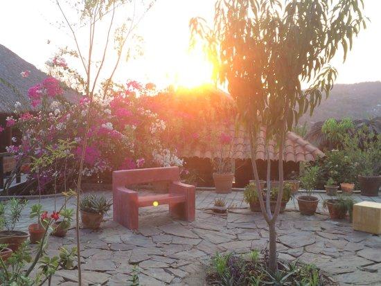 Hridaya Yoga: Sunset at the plaza
