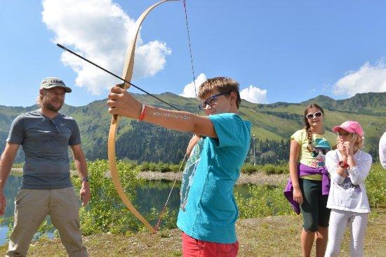 Donnersbach, Austria: Betreutes Action-Programm für Teenies im Juli & August