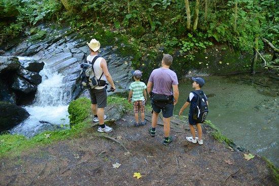 Donnersbach, Austria: wöchentlich geführte Familienwanderung im Sommer