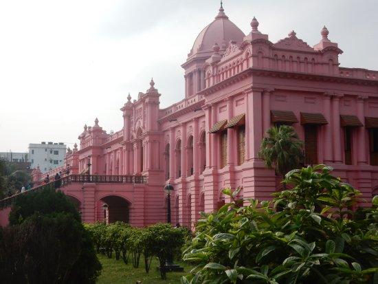 Ahsan Manzil Museum