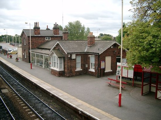 The Station House Cafe Garforth Leeds
