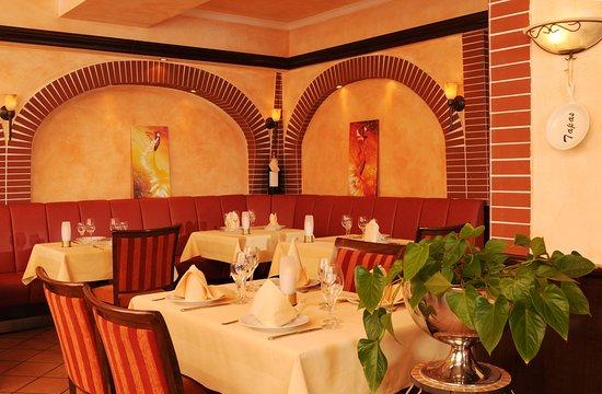 Marburger Hof: Restaurant Domingos