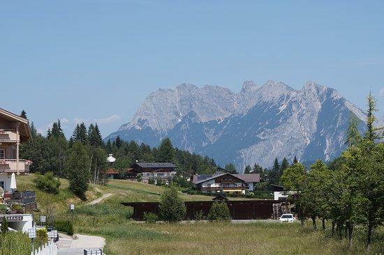 Austriackie Alpy, Austria: Seefeld