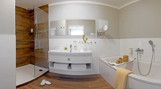 """Korswandt, Германия: Badezimmer im Apartmenthaus """"Undine"""""""