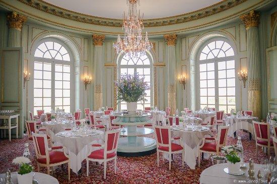 Chateau d'Artigny - Restaurant l'Origan : salle principale