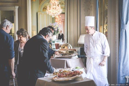 Chateau d'Artigny - Restaurant l'Origan : brunch du dimanche (1 fois par mois)