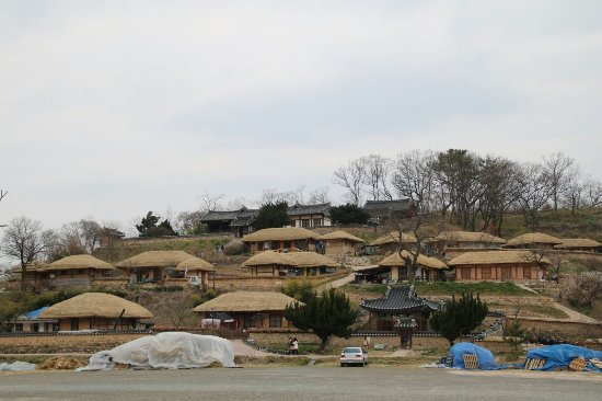 Photo of Historic Site Yangdong Folk Village at 강동면 양동리, Gyeongju 780-914, South Korea