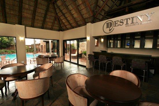 Destiny exclusive hotel kempton park afrique du sud for Salle a manger johannesburg