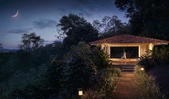 Angulugaha, Sri Lanka: Yoga Hut