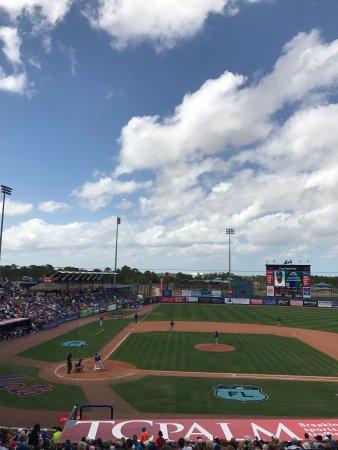 Port Saint Lucie, FL: Mets vs Atlanta Braves 3/26/17