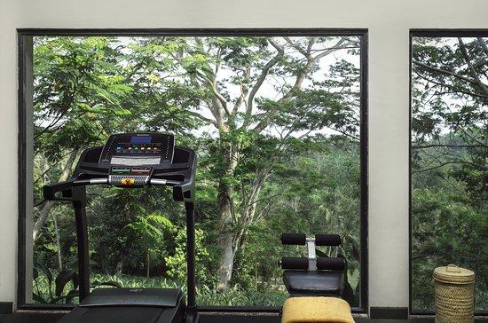 Angulugaha, Sri Lanka: Gym