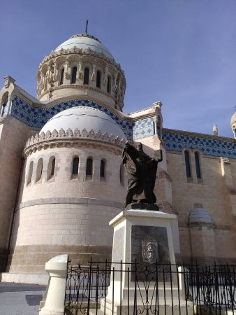 Alger, Algerie: Noterdam Lafrique Cthedral